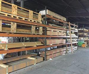 Miller Builders Supply wood