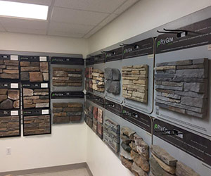Miller Builders Supply Stone